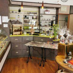Comptoir chocolaterie et salon de thé