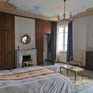 De nombreuses chambres spacieuses